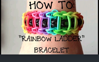 Screenshot of Rubber Band Bracelets Guide