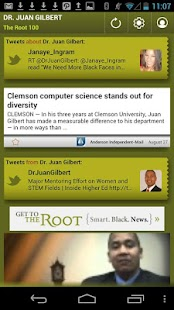 Dr. Juan Gilbert: The Root 100 - screenshot thumbnail