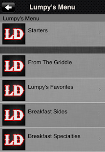 Lumpy's Diner- screenshot thumbnail
