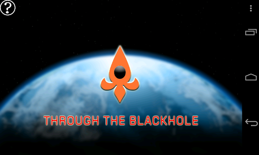 Through the Blackhole