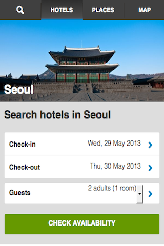 Seoul Hotels Booking Cheap