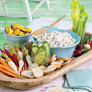 Shrimp-and-Blue Cheese Spread Recipe