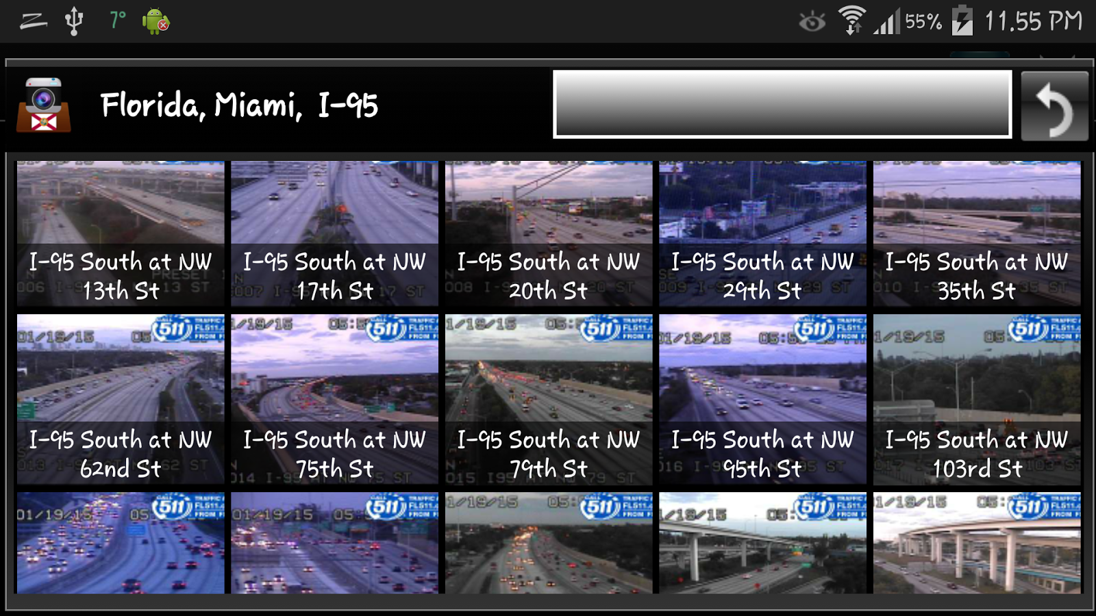 Florida Cameras - Traffic cams - Android Apps on Google Play