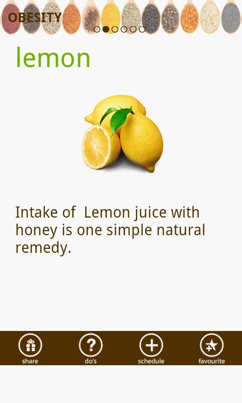 Home Remedies - Natural Cure- screenshot