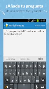 Misdeberes.es APK Descargar