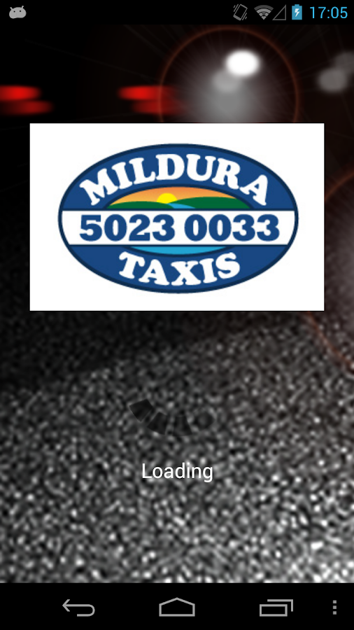 Mildura Taxis- screenshot