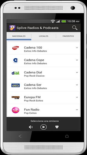 Splive Radios y Podcast España