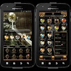 Black Knight GO Launcher Theme icon