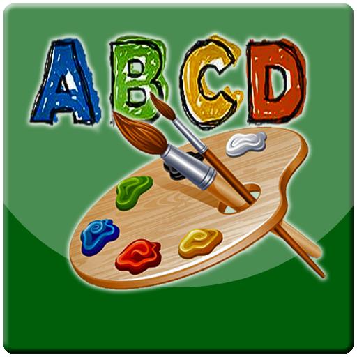 Belajar Menulis dan Mewarnai LOGO-APP點子
