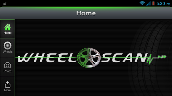 Wheel Scan App- screenshot thumbnail