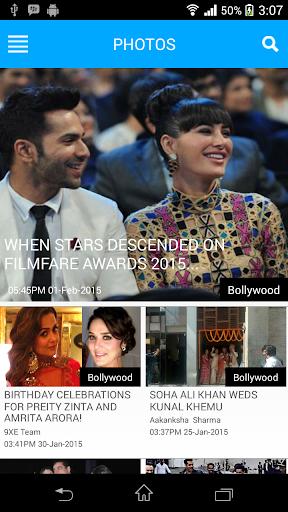 9XE: Bollywood News