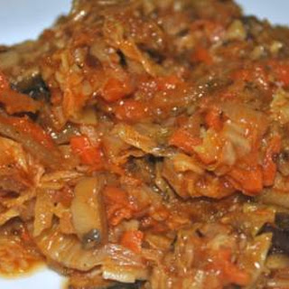Bigos (Pools koolgerecht Kapusta)