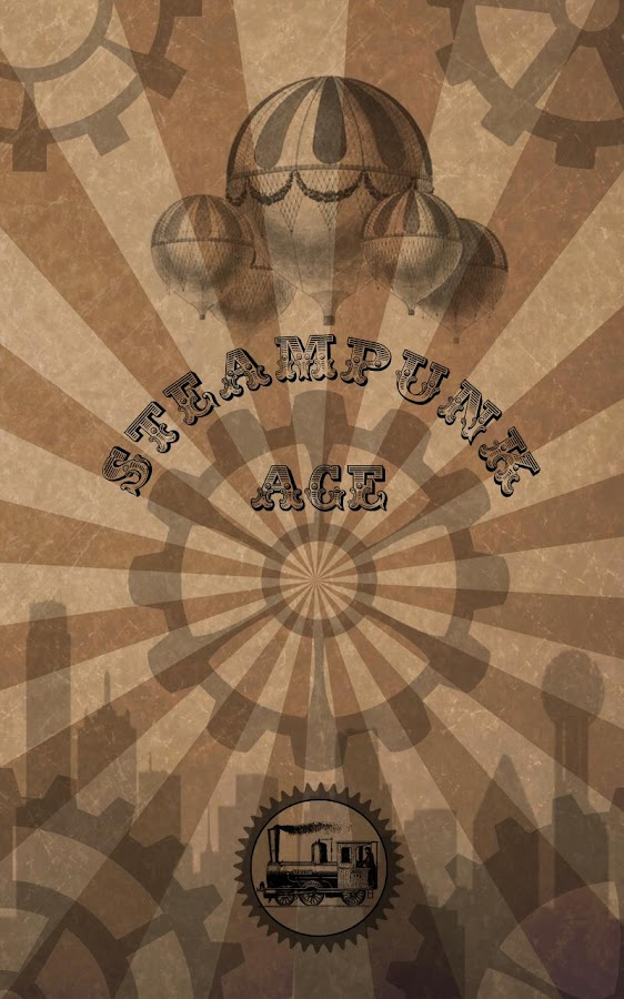 Steampunk age live wallpaper android apps on google play for Steampunk wallpaper home