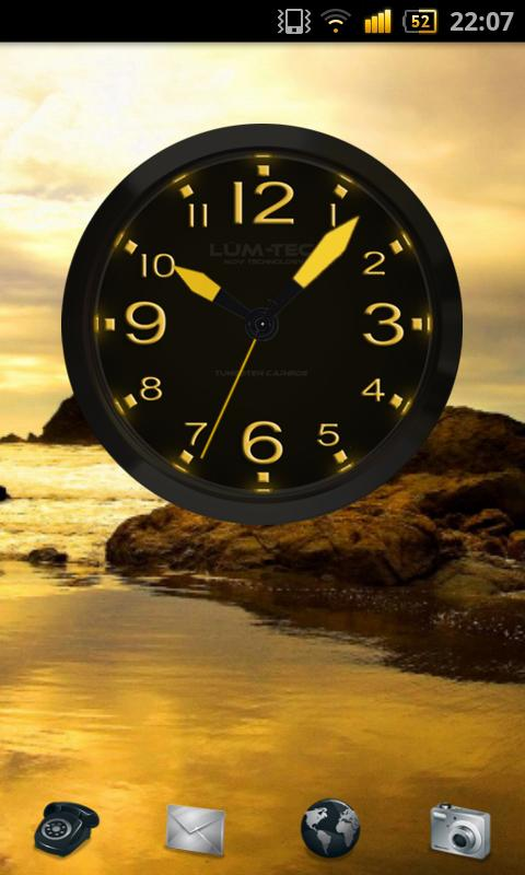 Lüm-Tec M23 Crazy Clock Pack - screenshot