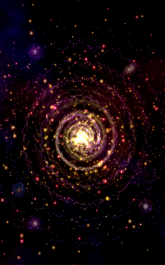 Galaxy Journey : Gyroscope LWP - Android Apps on Google Play