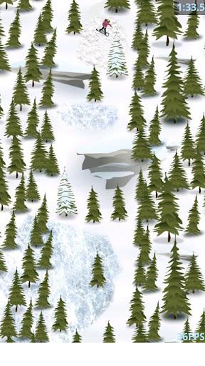 Alpine Boarder  screenshot