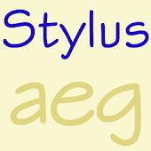 Stylus FlipFont