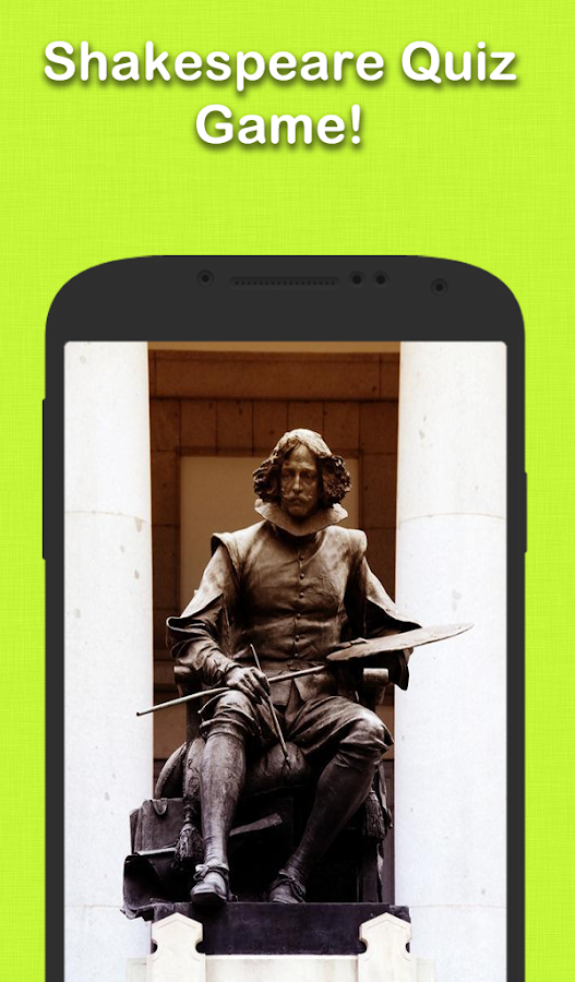 Citaten Shakespeare Android : Shakespeare trivia android apps on google play