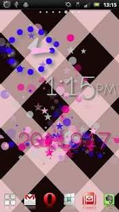 PolkaDotsFlow! Live Wallpaper - screenshot thumbnail