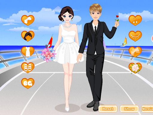 【免費休閒App】婚礼女孩子的游戏-APP點子