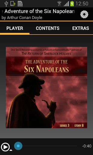 Adventure of the Six Napoleans