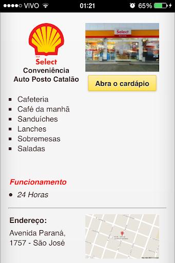 Shell Select Posto Catalão