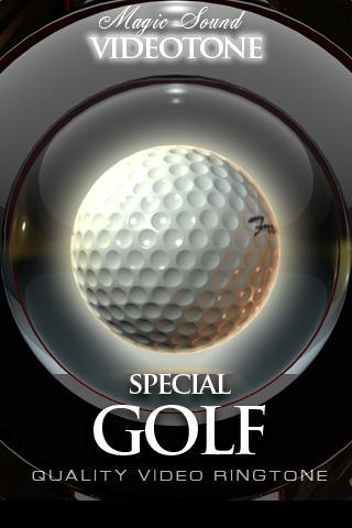 ゴルフビデオ着メロ