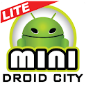 Free Mini Droid City Live Wall logo