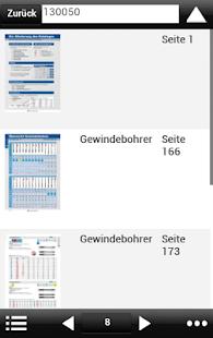 PRECITOOL Katalog App - náhled