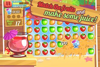 Juice Paradise - A Very Refreshing Arcade Puzzle screenshot thumbnail