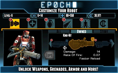EPOCH Screenshot