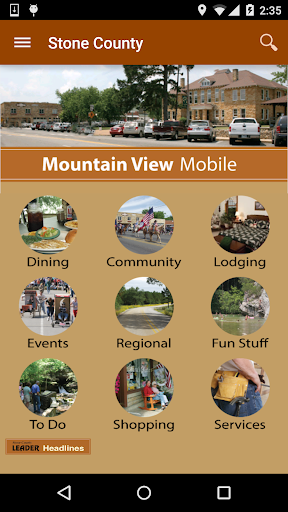 【免費旅遊App】Mountain View Mobile-APP點子