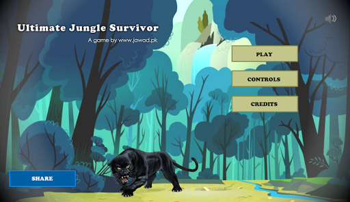 【免費冒險App】Ultimate Jungle Runner-APP點子