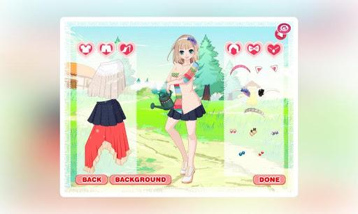 玩免費休閒APP|下載女生装扮-园艺风少女4 app不用錢|硬是要APP