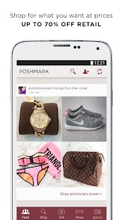 Poshmark - Buy & Sell Fashion - screenshot thumbnail