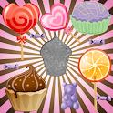 Candy Puzzle per bambini ! icon