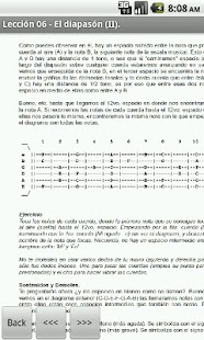 Curso de Guitarra Gratis - screenshot thumbnail