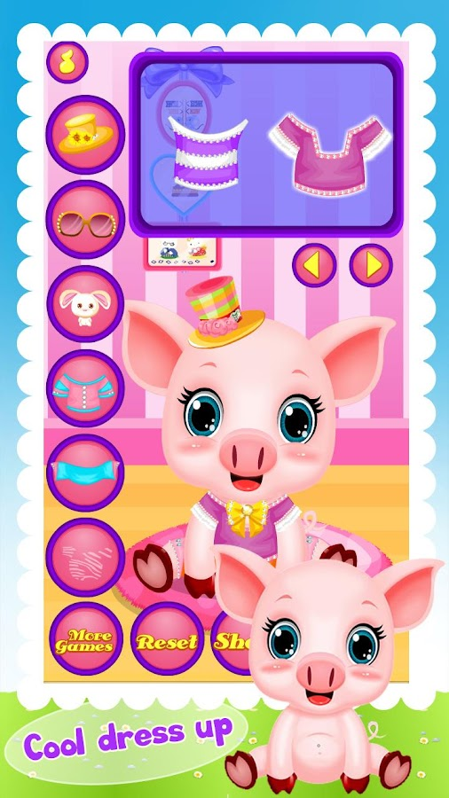 Baby Piggy Pet Doctor- screenshot