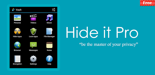Hide it pro