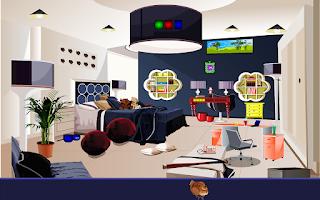Screenshot of Escape Modern Room