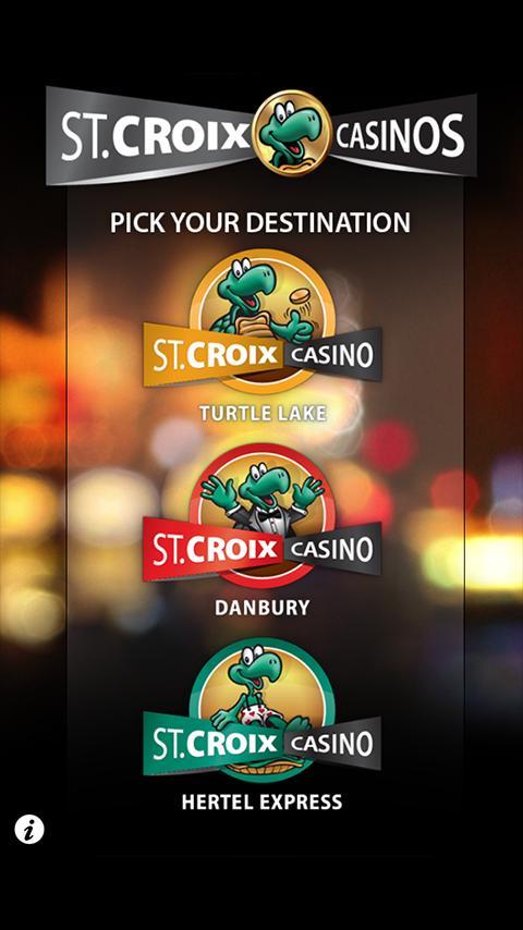 ST CROIX Mobile - screenshot