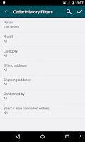 Screenshot of MarkIT Mobile