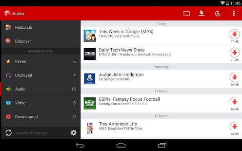 Pocket Casts Screenshot 27