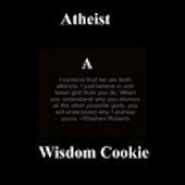 Atheist Wisdom Cookie