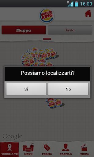 Burger King Italy