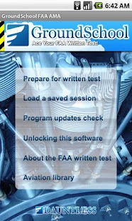 FAA A&P Airframe Test Prep - screenshot thumbnail