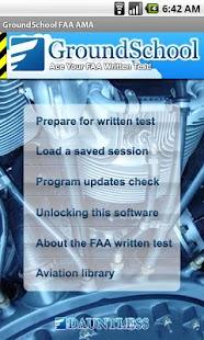 FAA A&P Airframe Test Prep - screenshot thumbnail