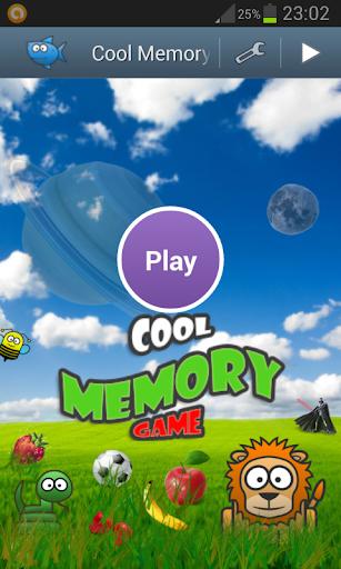 Cool Memory Game