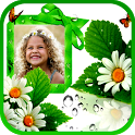 Flower lovers icon