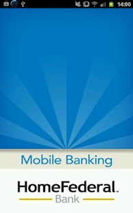 HomeFed Mobile Banking - screenshot thumbnail